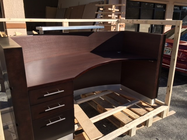 Modern Office Furniture Shipping