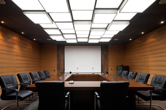 Six Award Winning Modern Conference Room Designs That Will