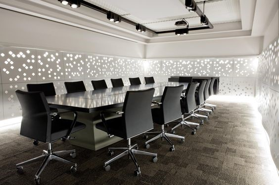 Innovative Classroom Grant Ideas ~ Six award winning modern conference room designs that will