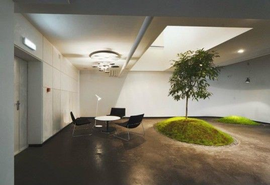 90 Degree Office Concepts: Brainstorming Modern Reception Area ...