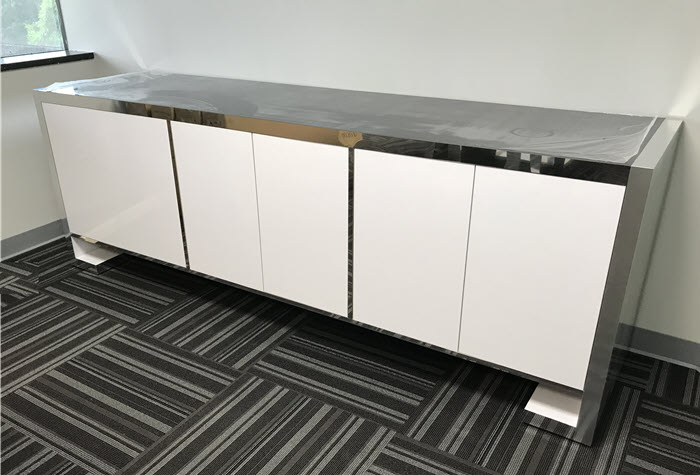 Custom Services Llc Gets A New Modern Office