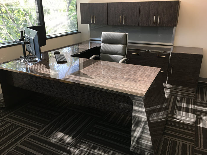 Custom Services - Modern Office Furniture