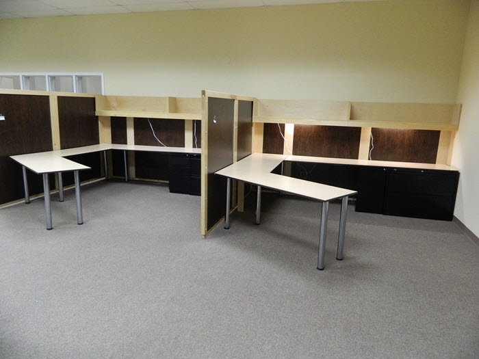 Modern workstations for Southeast Frozen Foods