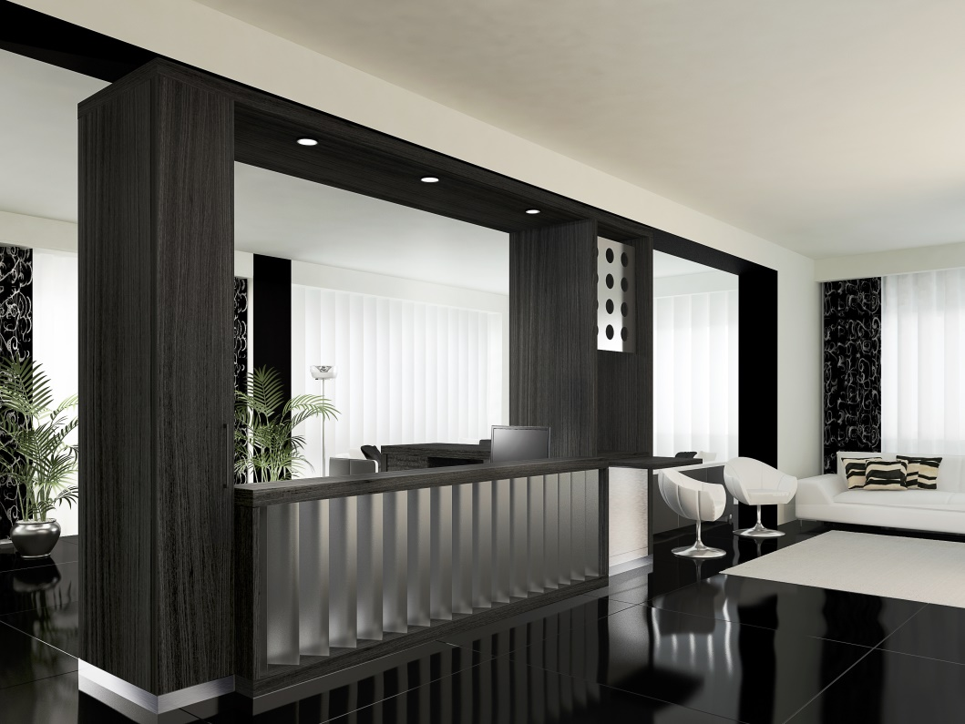The Options For Your Reception Area Windows Are Limitless And You Can Be Both Creative Conscious At Same Time Don T Spend More Than Have