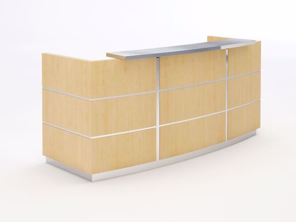 Picture of Lauderdale Reception Desk
