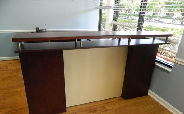Picture of Jupiter Reception Desk