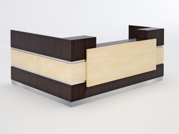 Coral Springs Auto Mall >> New York Reception Desk by 90 Degree Office Furniture