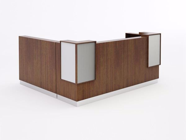 Picture of Miami Reception Desk