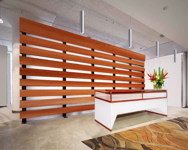 Picture of Bimini Reception Desk
