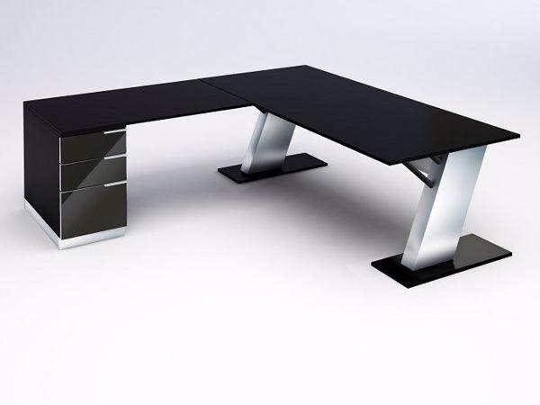 Picture of Williamsburg Modern Reception Desk
