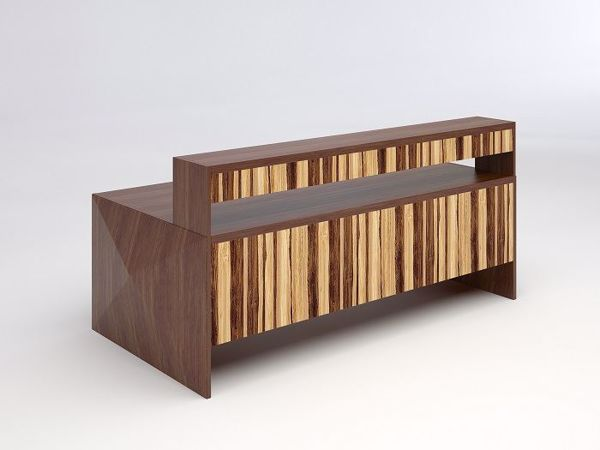 Picture of Syracuse Modern Reception Desk