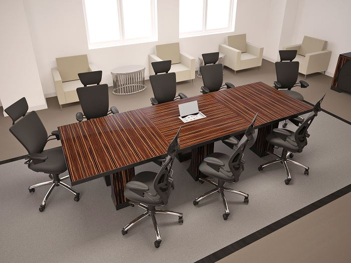 ... Picture Of Zabano Modern Conference Table ...