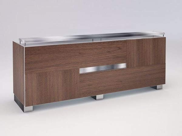 Picture of Savannah Contemporary Reception Desk