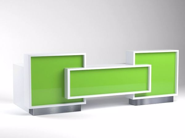 Picture of Manhattan Modern Reception Desk