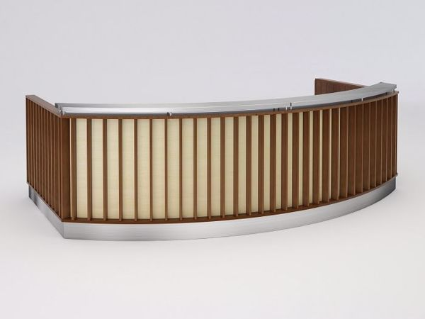 Picture of Berkley Contemporary Reception Desk