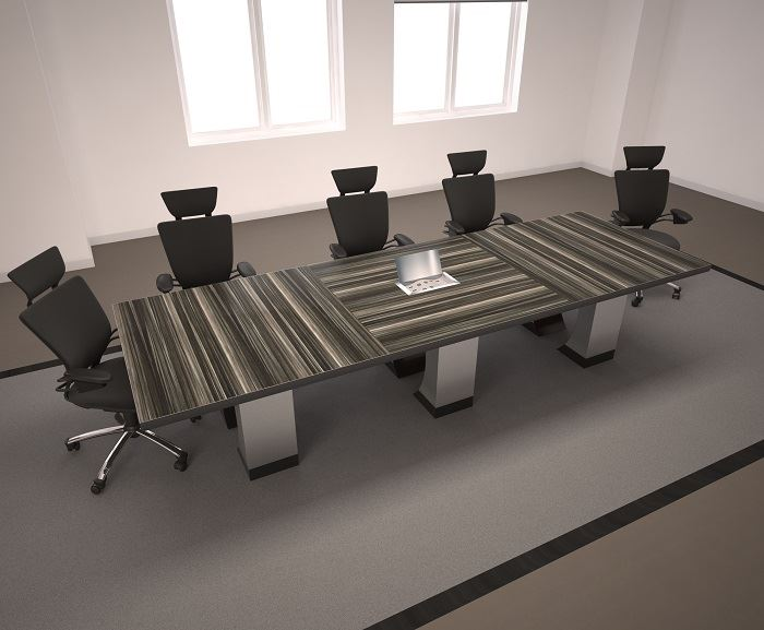 Coral Springs Auto Mall >> Zabano Contemporary Conference Table | 90 Degrees Office Concepts