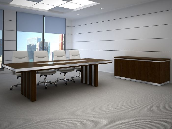 Coral Springs Auto Mall >> Carolina Contemporary Conference Table | 90 Degree Office Concepts - 90 Degree Office Concepts