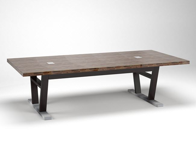 Picture Of Venice Contemporary Conference Table Picture Of Venice Contemporary  Conference Table