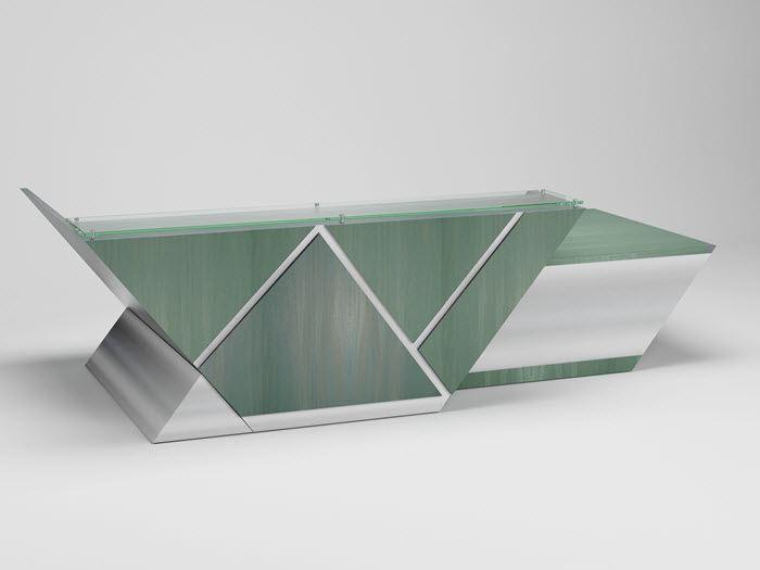 Auto Group San Antonio >> San Antonio Contemporary Reception Desk | 90 Degree Office Concepts
