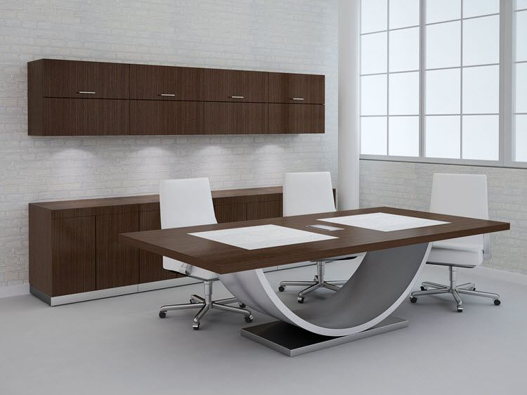 camden modern conference table 90 degree office concepts. Black Bedroom Furniture Sets. Home Design Ideas