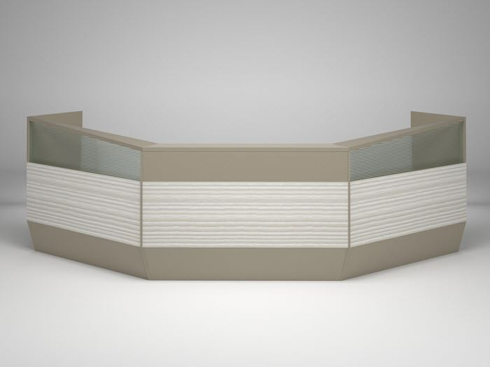 Portland Contemporary Reception Desk 90 Degree Office Concepts 90 Degree Office Concepts
