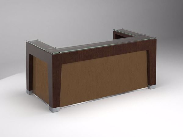Picture of Baltimore II Modern Reception Desk