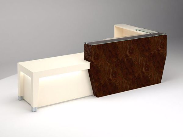 Baltimore Modern Reception Desk
