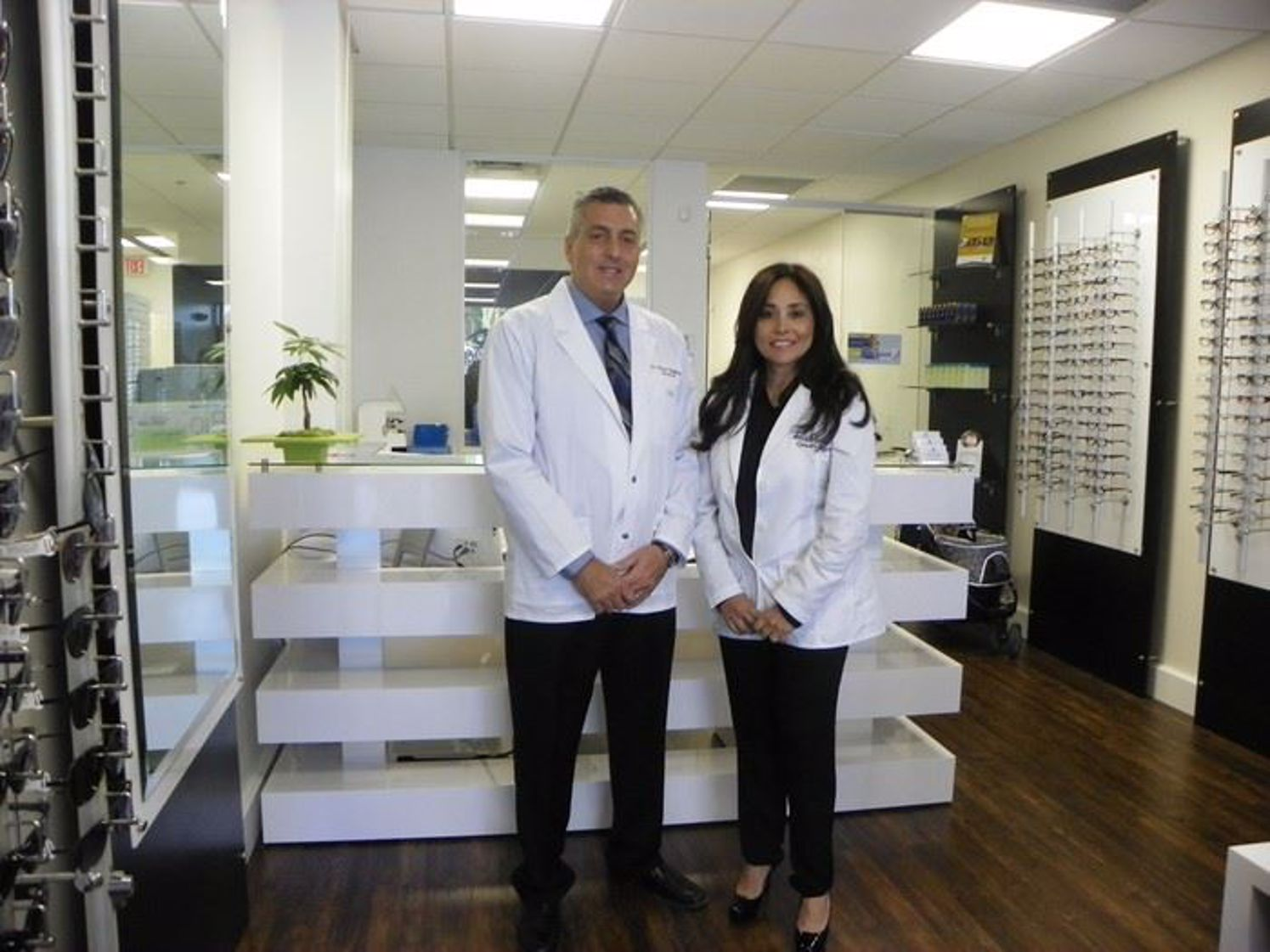 How Intracoastal Eyecare Fulfilled Their Vision for a Well-Designed Workspace