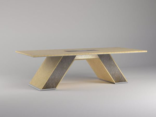 Wisconsin Modern Conference Table