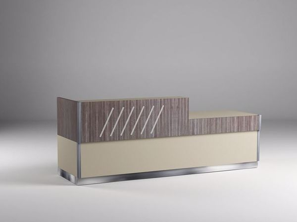 Frisco Modern Reception Desk
