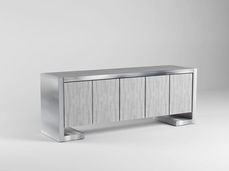Frederick Modern Credenza 90 Degree Office Concepts