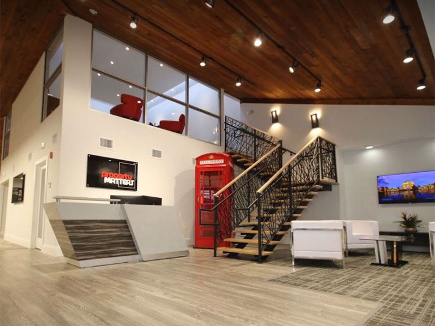 Property Matters Chooses 90 Degree Office Concepts To Design Furniture For Their Boca Raton
