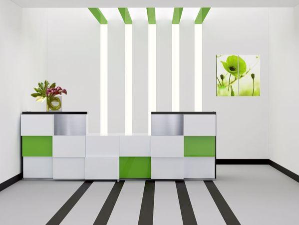 Mesa Modern Reception Desk