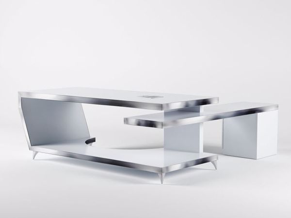 Asti Modern Executive Desk