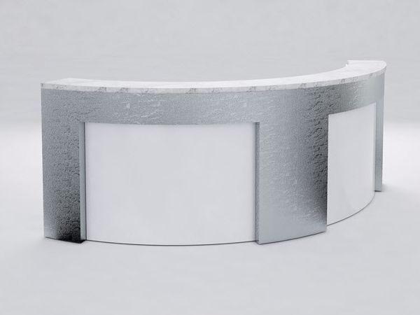 Lincoln Modern Reception Desk