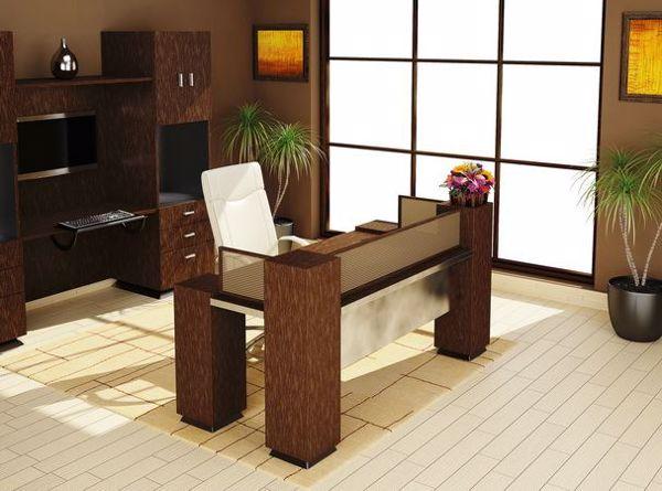 Picture of Chicago Reception Desk