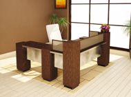 Picture of Chicago Reception Desk