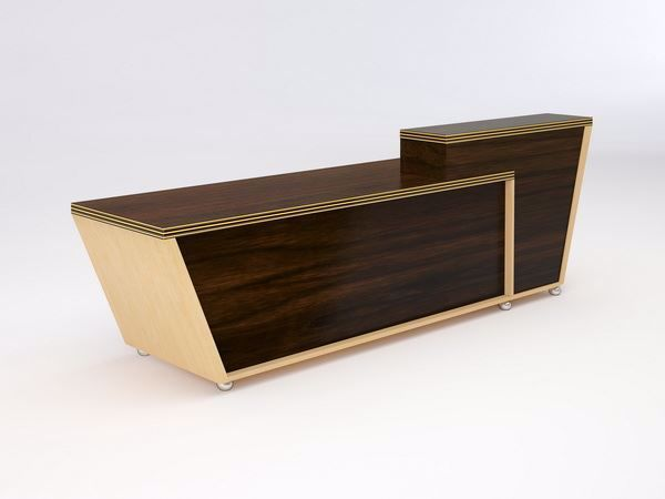 Picture of Seattle Reception Desk