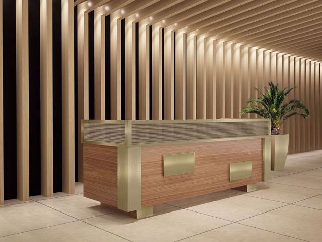 Arlington Modern Reception Desk
