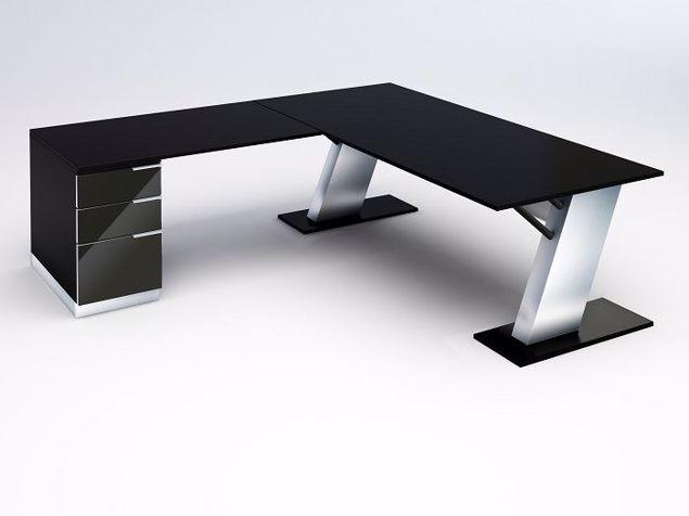 Picture of Williamsburg Modern Executive Desk