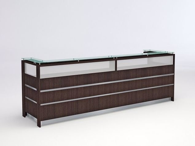 Picture of Troy Modern Reception Desk