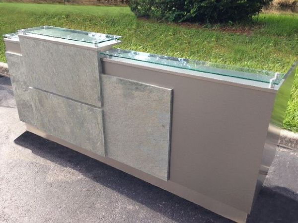 Picture of Dallas II Modern Reception Desk