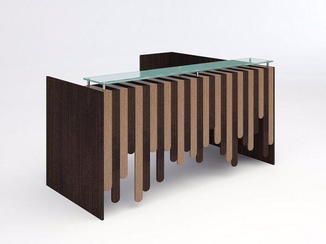 Picture of Orlando Modern Reception Desk