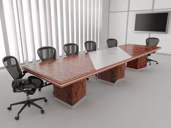 Picture of Tarvos Modern Conference Table