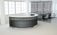 Picture of Newport Contemporary Reception Desk