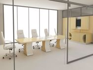 Picture of Crevasse Contemporary Conference Table