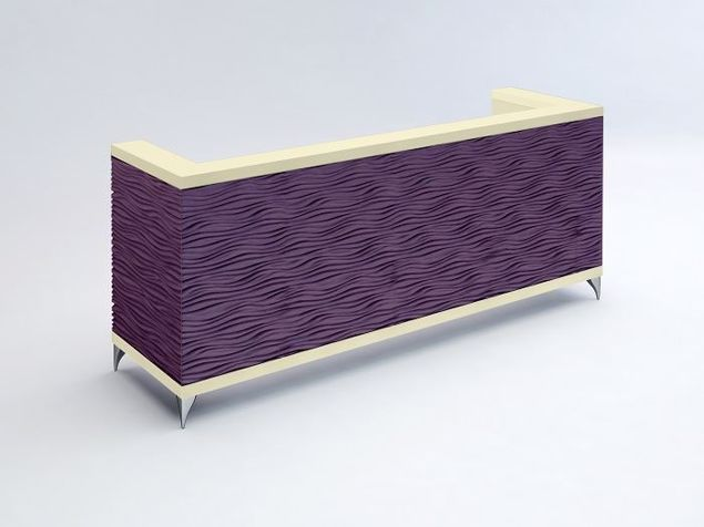 Picture of Orleans Contemporary Reception Desk