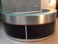 Picture of Saint Augustine Reception Desk