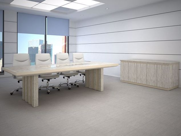 Picture of Carolina Modern Conference Table and Credenza