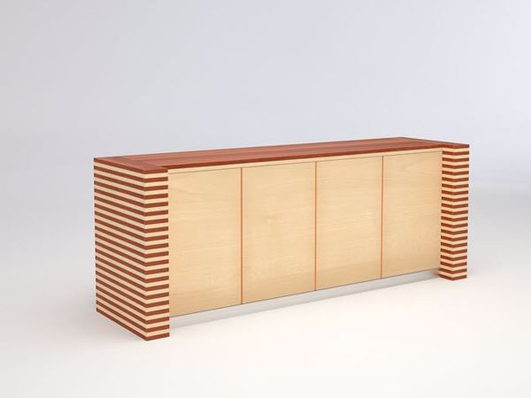 Picture of Cambridge Contemporary Credenza